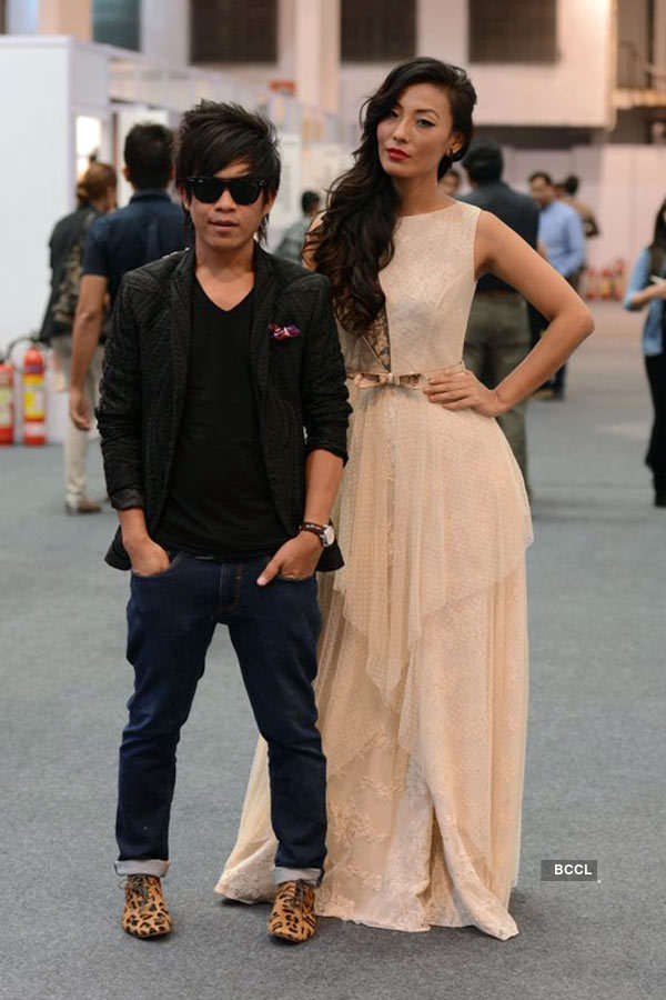 Celebs at WIFW '13