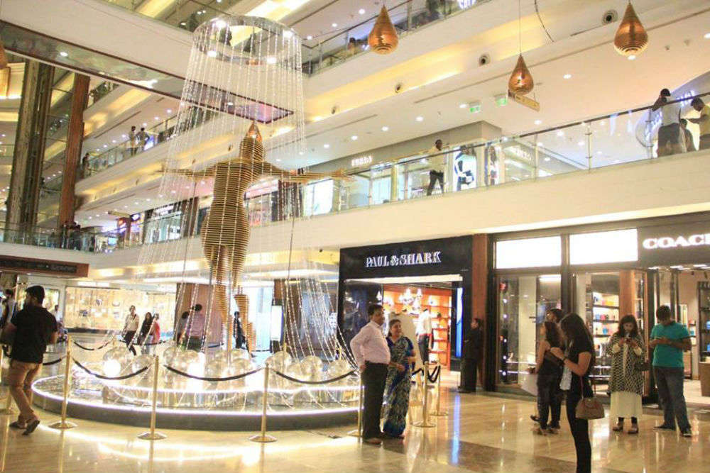 Palladium Mall, Lower Parel
