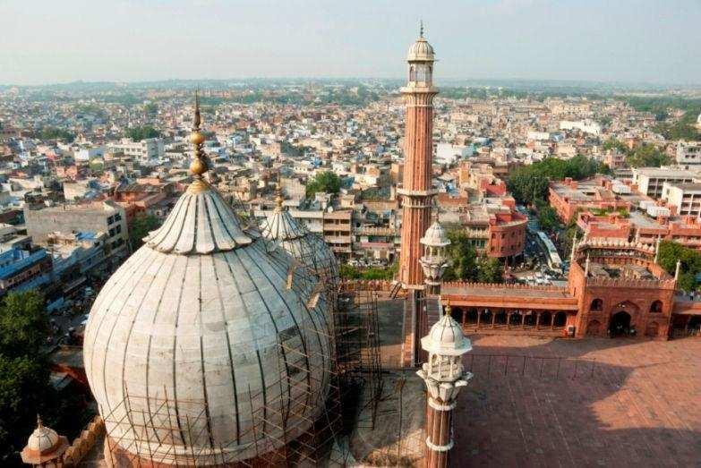 Delhi on a cycle