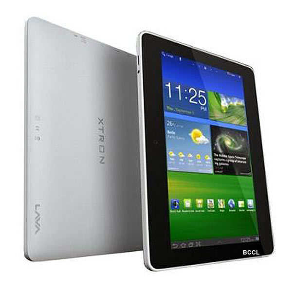 Lava launches E-Tab IVORY tablet