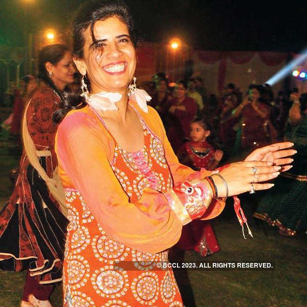 Dandiya & Garba Night