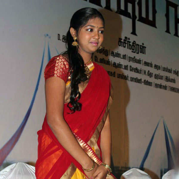 Pandiya Nadu audio launch
