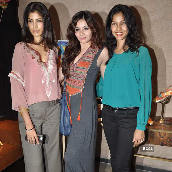 Ritu Kumar Footwear brand launch