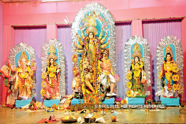 Durga Puja Utsav in Nagpur