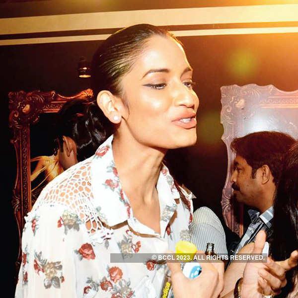 Charu Parashar's WIFW party