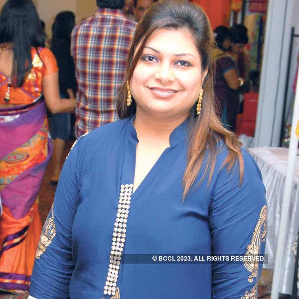 Nameetta Singhvi's ladies get-together