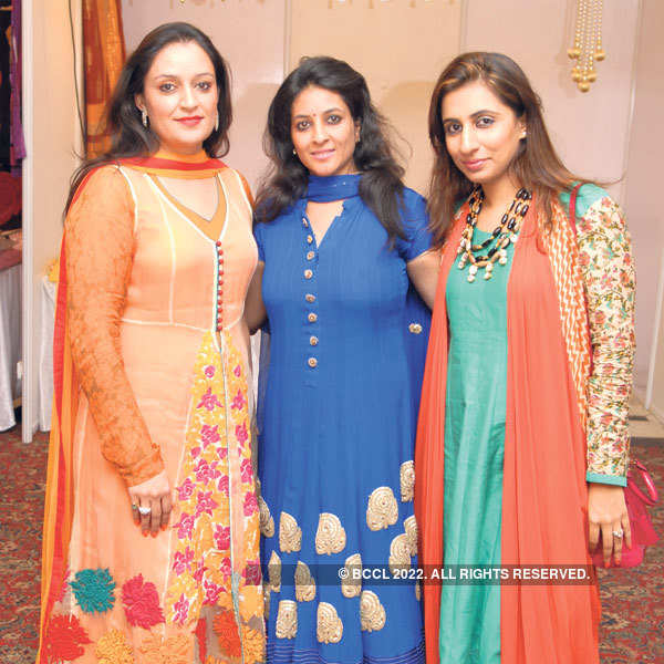 Nameetta Singhvi's ladies get-together