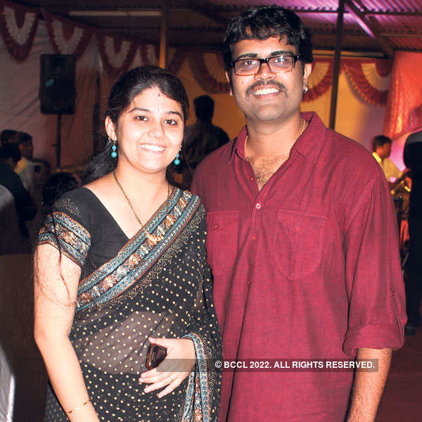 Parinita Maturkar's birthday party