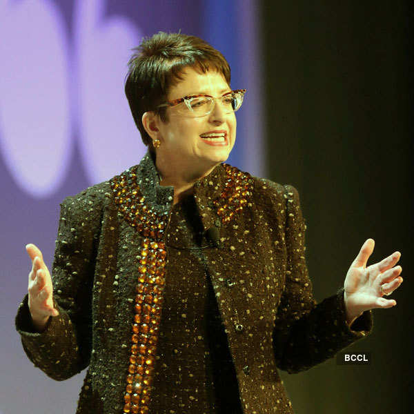 Fortune's 50 most powerful women