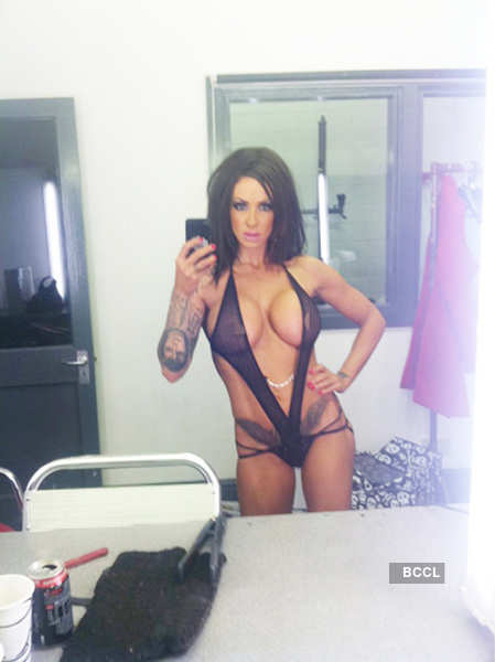 Hottest Celebrity 'Selfies'