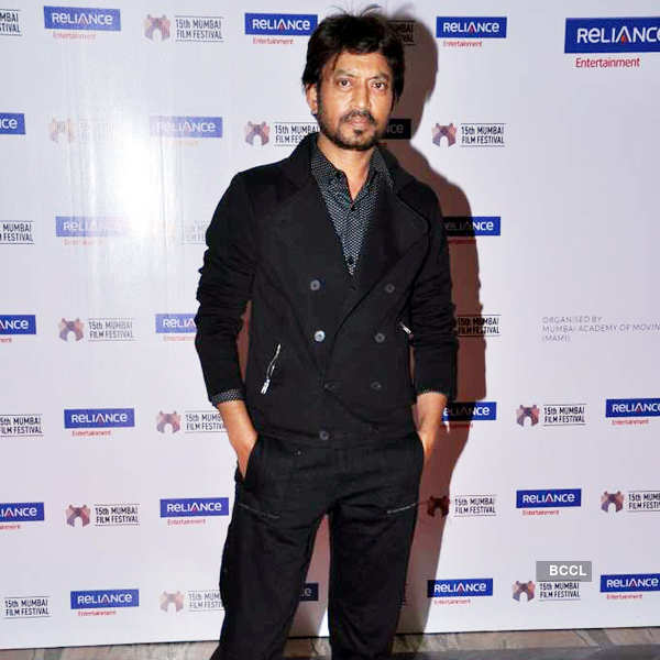 Celebs @ 15th MAMI Film Fest