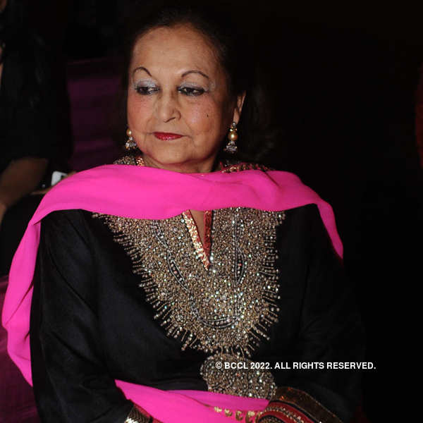 Ritu Beri's couture show