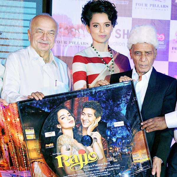 Rajjo: Music Launch