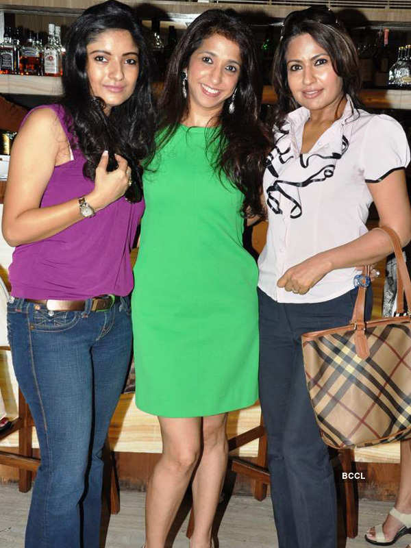 Roopa Vohra's b'day brunch party