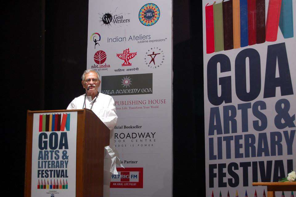 Goa Arts and Literary Festival
