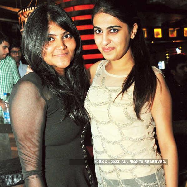 Akhil Sachdeva's birthday party
