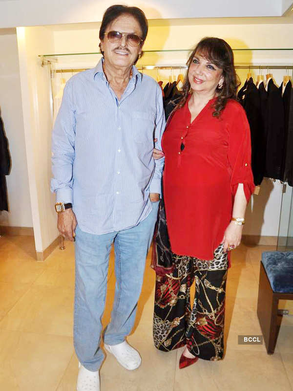 Shahid Amir's collection launch