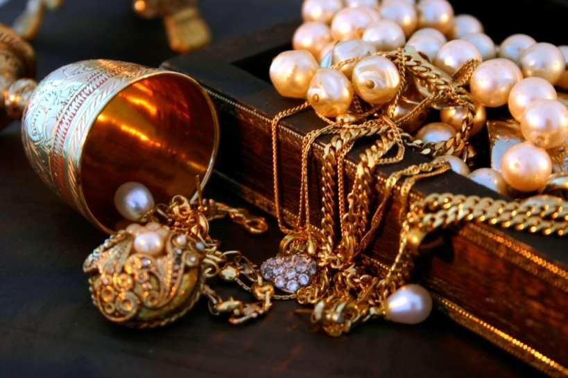 Mangatrai Jewellery