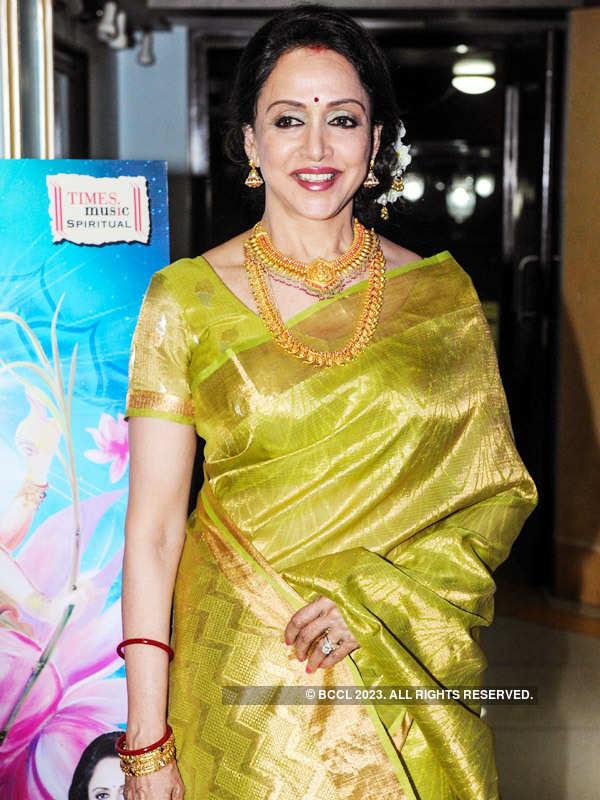 Hema Malini's album launch