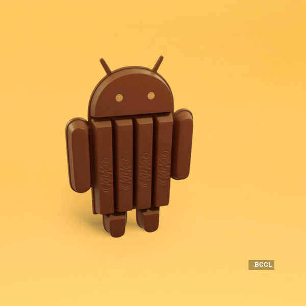 Google launches Android 4.4