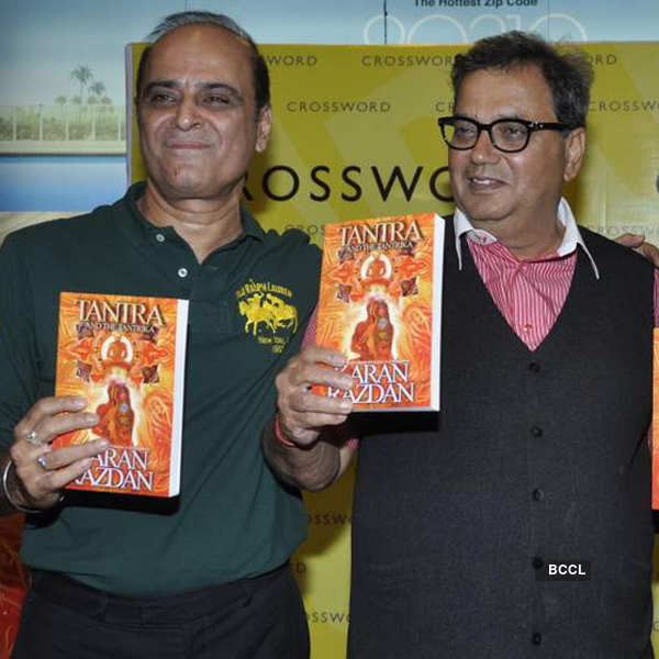 Karan Razdan's book launch