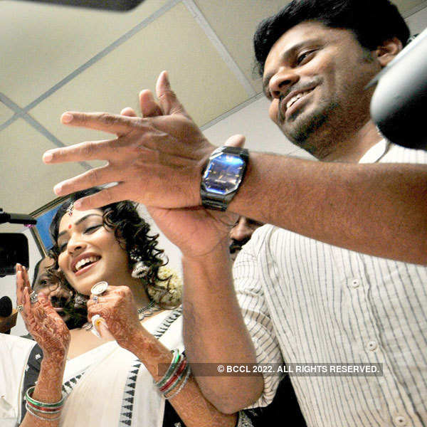 Rima Kallingal weds director Aashiq Abu