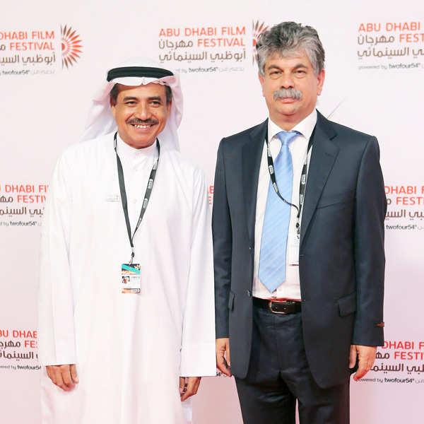Abu Dhabi Film Festival '13