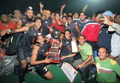 Surjit Hockey Tournament