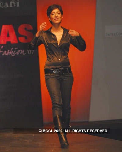 Malini Ramani at Chivas Fashion Tour