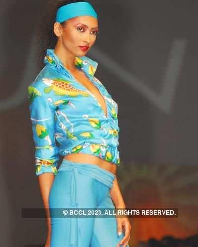 Malini Ramani at Chivas Fashion Tour