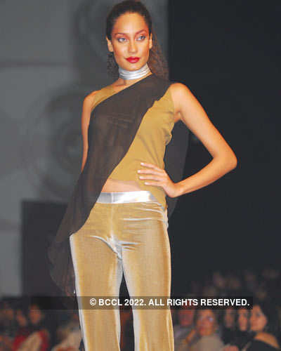 Wendell Rodricks at Chivas Fashion Tour