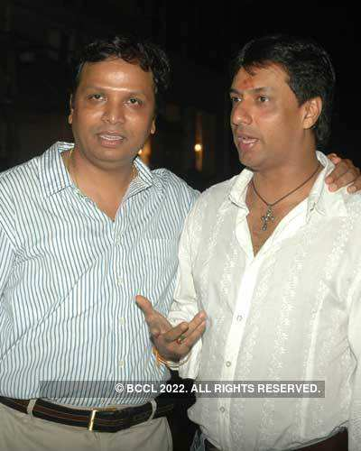 Ashish Shelar's party