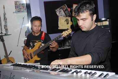 Band at soul