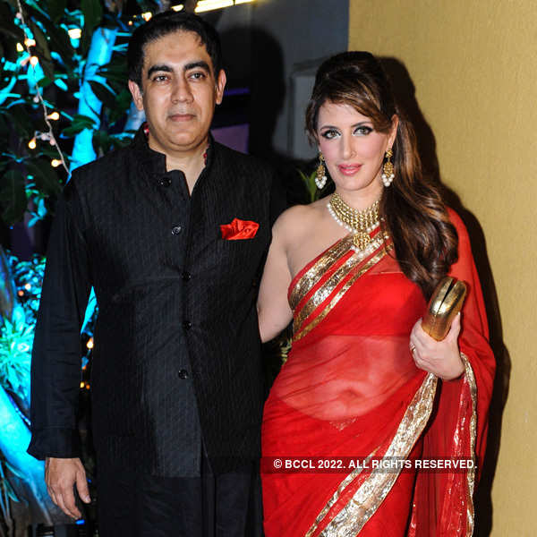 Sachiin Joshi's Diwali party