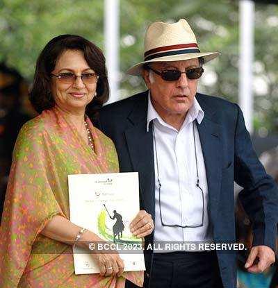 Bhopal-Pataudi polo match