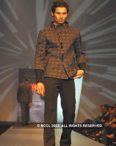 Rahul, Rohit at Chivas Fashion Tour