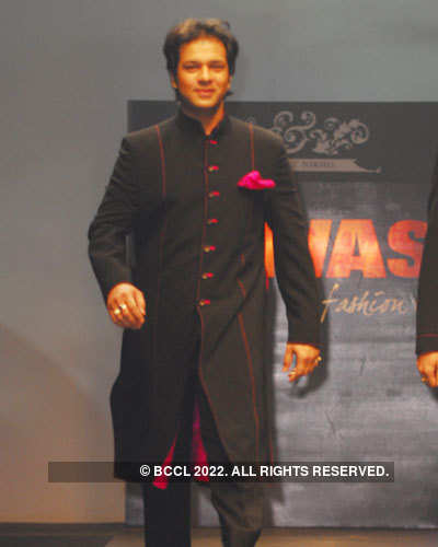 Shantanu, Nikhil at Chivas Fashion Tour