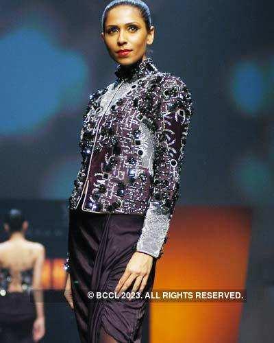 Vikram Phadnis at Chivas Fashion Tour