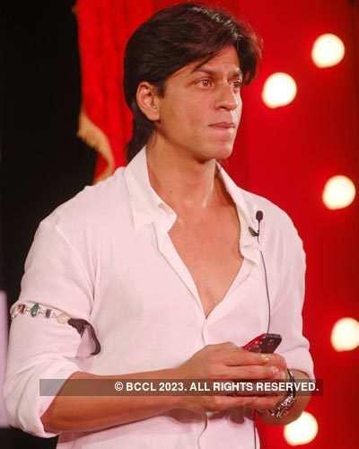 SRK promotes Nokia
