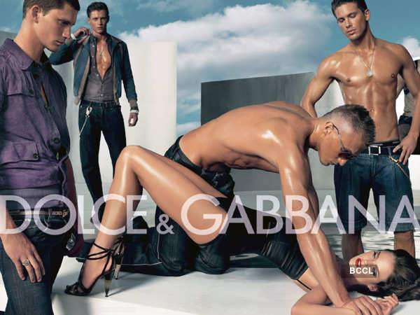 Pictures of most controversial ads of all time