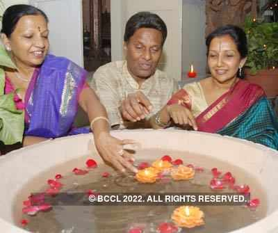 Pre-Diwali party
