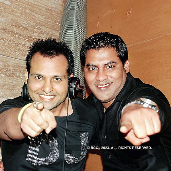 DJ Kiran at Sutra