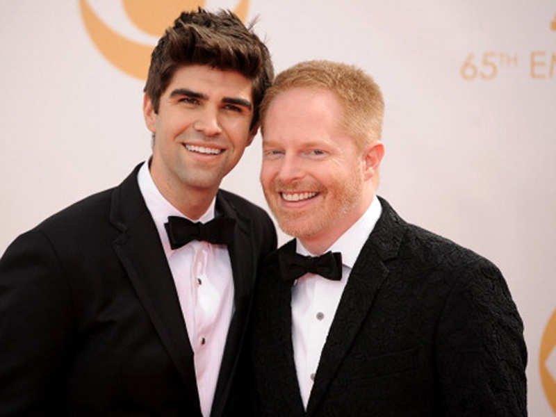 Famous gay couples in hollywood