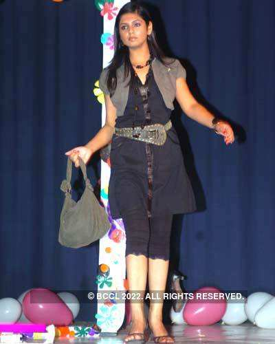 Fashion show by NIFT