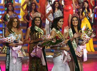 Miss Earth Contest
