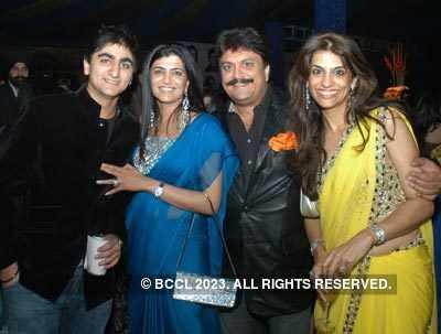 Kunal Lalani's party