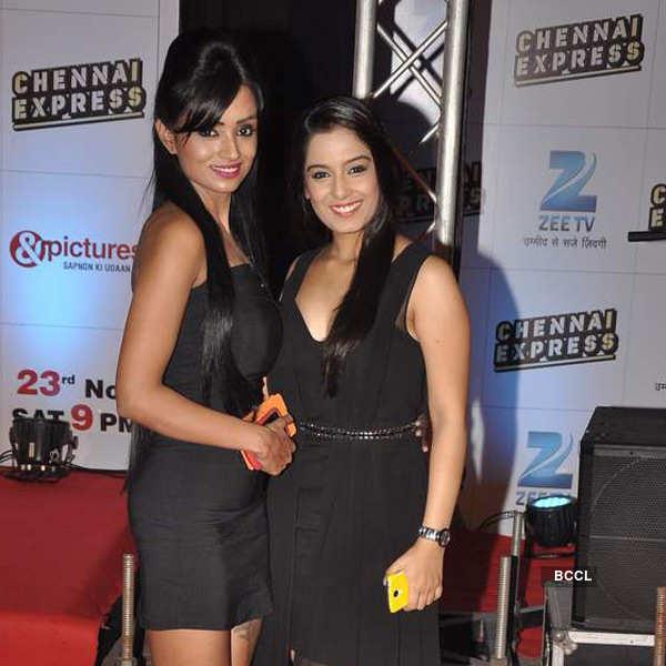 Chennai Express: Success party