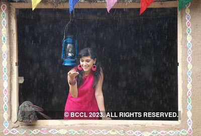 Movie shooting at Surajkund