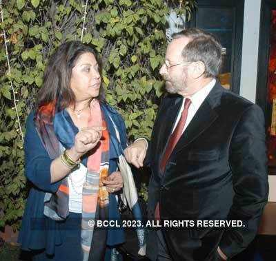 Sujata Bajaj's book launch