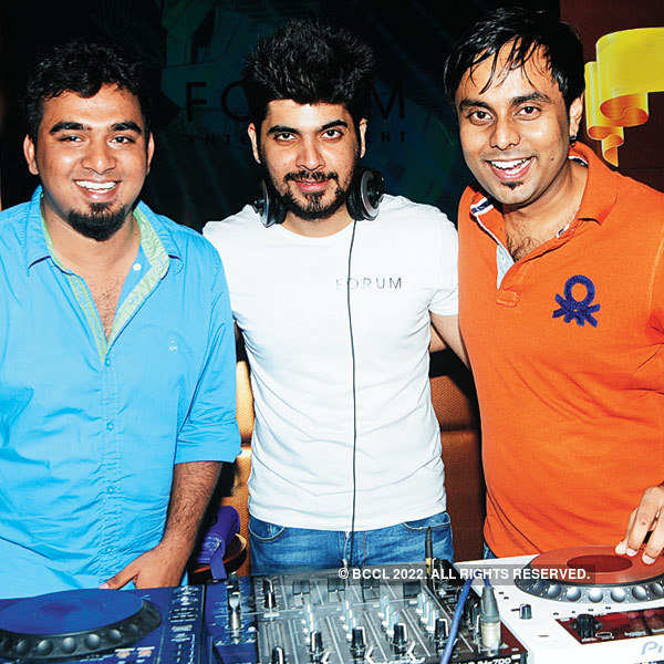 Music and masti at a party